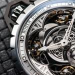 Luxusní kapesní hodinky Roger Dubuis Excalibur Spider Pocket