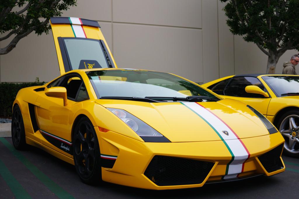 Superleggera Lamborghini Gallardo