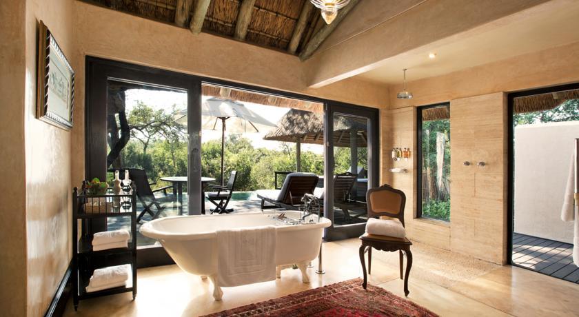 luxusní dovolená Royal Malewane