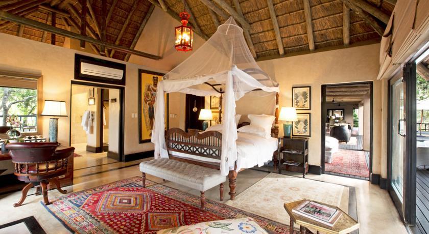 luxusni dovolena Royal Malewane