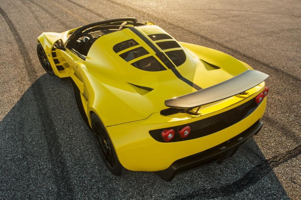Hennessey Venom GT pro rok 2016