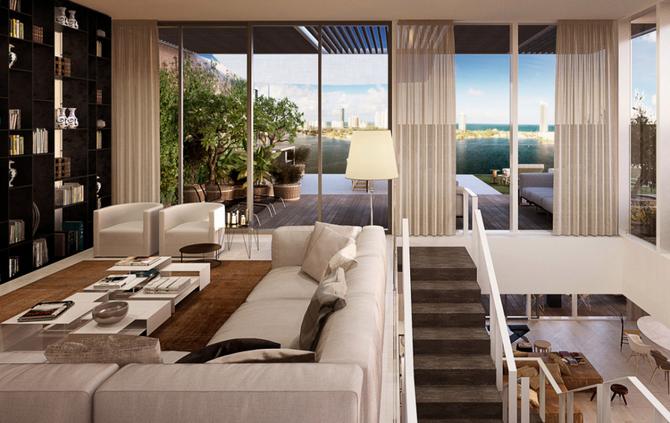 Luxusní Penthouse - David Guetta