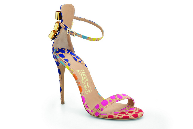 Luxusní boty Salvatore Ferragamo