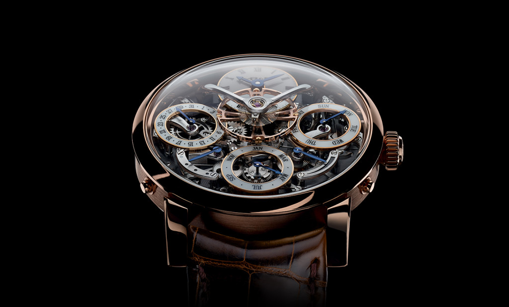 Luxusní hodinky - MB&F Legacy Machine Perpetual Calendar