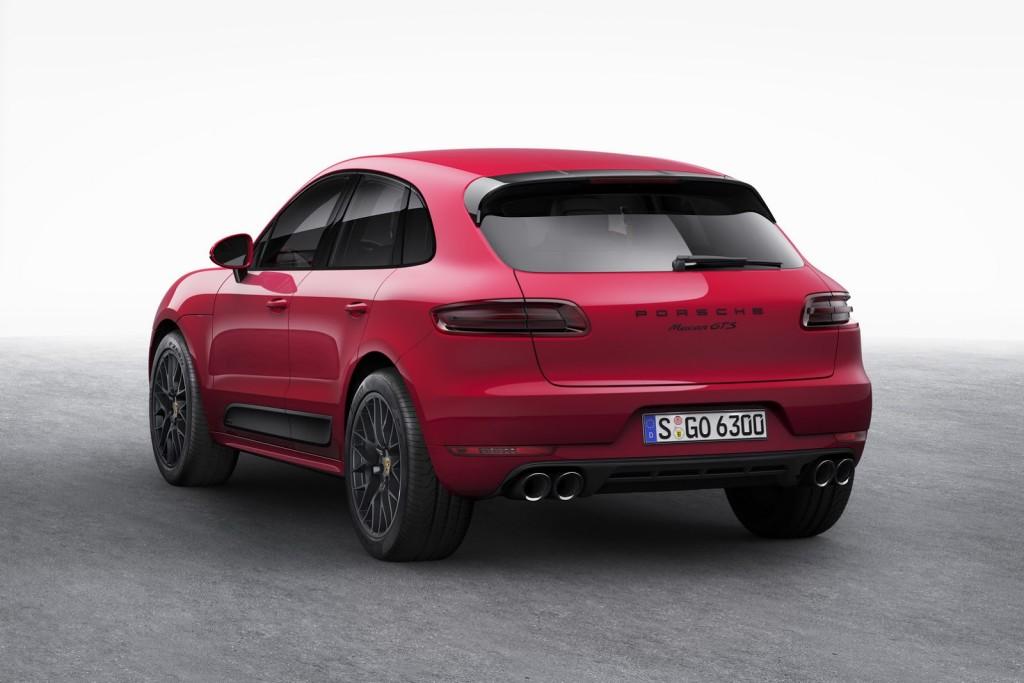 Luxusní SUV - Porsche Macan GTS