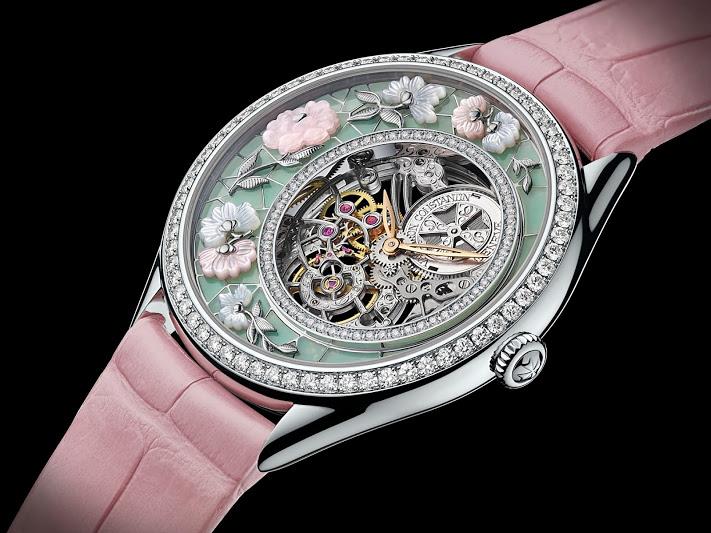 Luxusní dámské hodinky Vacheron Constantin