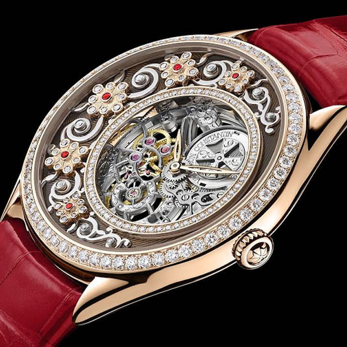 Luxusní hodinky Vacheron Constantin Métiers d'Art Fabuleux Ornement