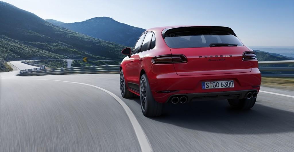 Luxusni SUV - Porsche Macan GTS
