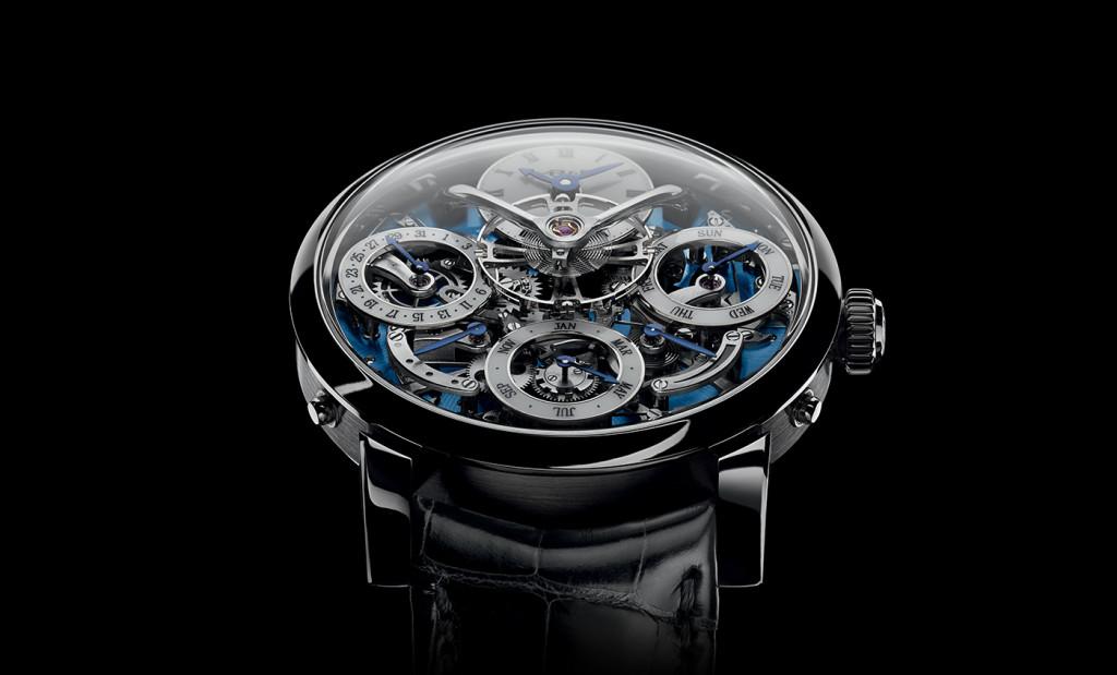 Luxusni hodinky - MB&F Legacy Machine Perpetual Calendar