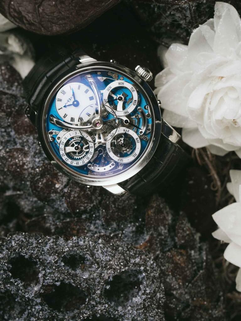 Luxusni hodinky MB&F Legacy Machine - Perpetual Calendar