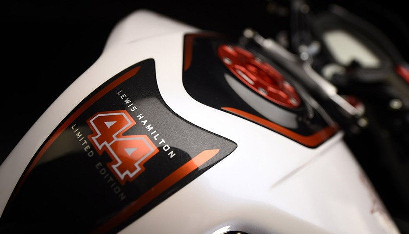 MV Agusta Dragster RR LH44 limitovaná edice