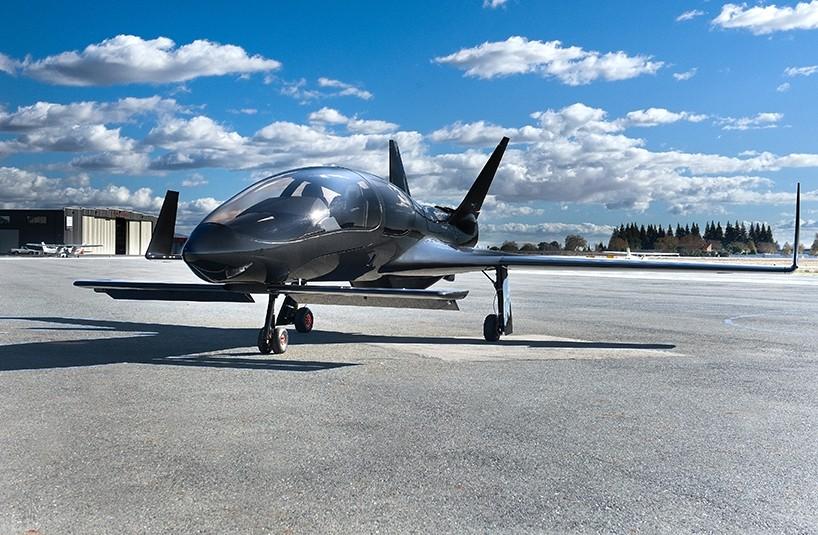 Soukromé letadlo - Cobalt Valkyrie