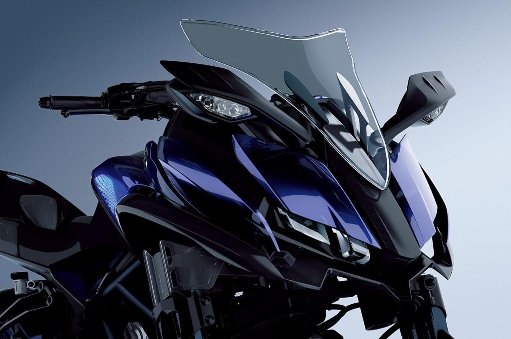 Tříkolka Yamaha MWT-9