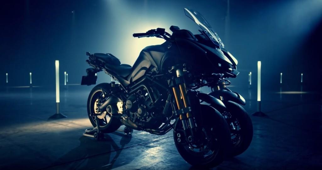 Tříkolka Yamaha MWT