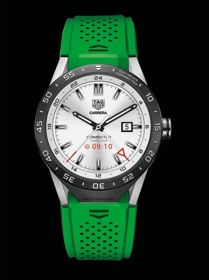 TAG Heuer Connected chytré hodinky