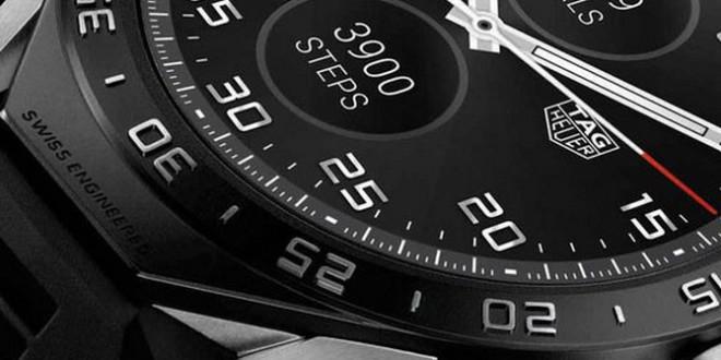 chytré hodinky - TAG Heuer Connected