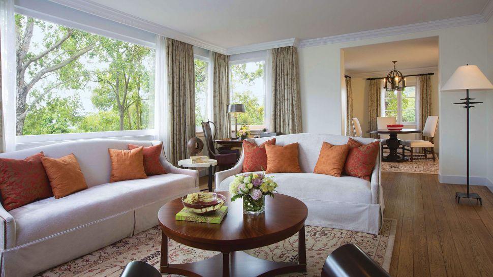 luxusní resort - Belmond El Encanto