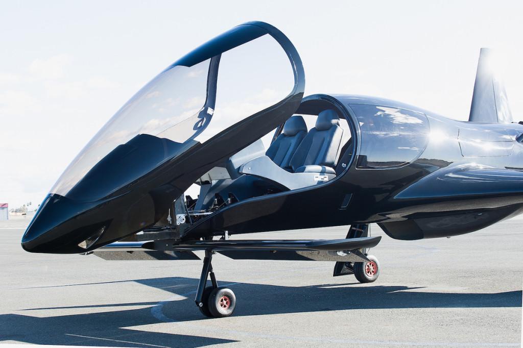 luxusní soukromé letadlo Cobalt Co50 Valkyrie