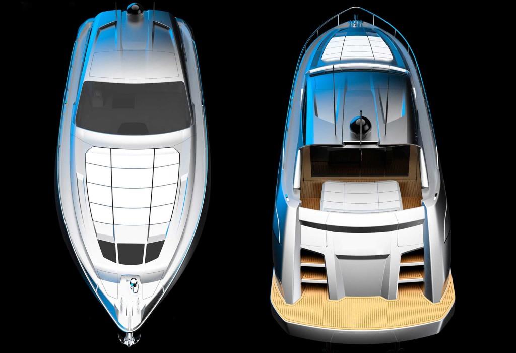 luxusni jachta Filippetti S53