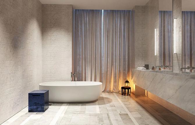 luxusni penthouse - David Guetta Miami
