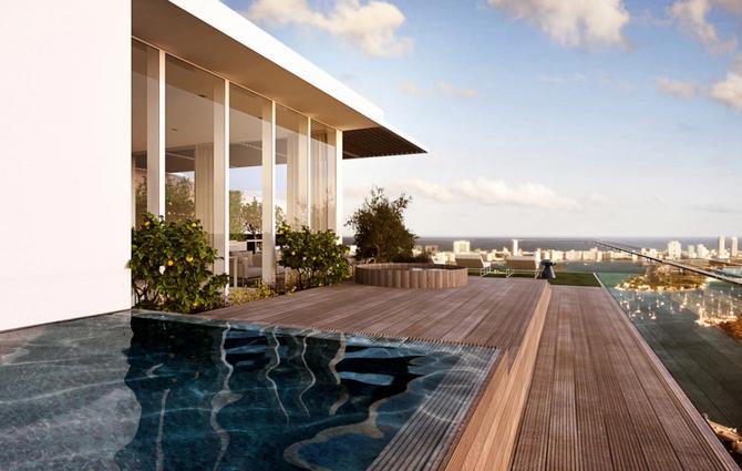 luxusni penthouse David Guetta Miami