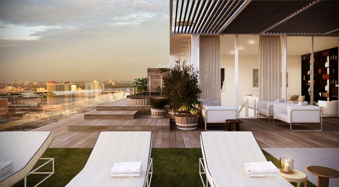luxusni penthouse David Guetta