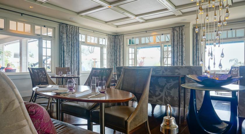 luxusni rezort Belmond El Encanto restaurace