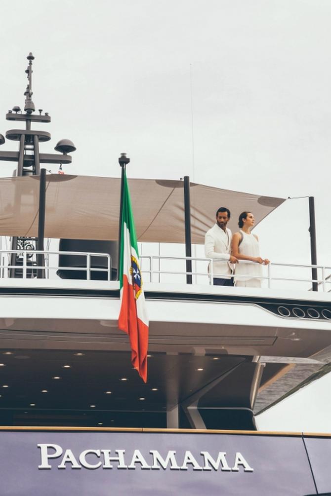 Baglietto Pachamama Luxusni jachta
