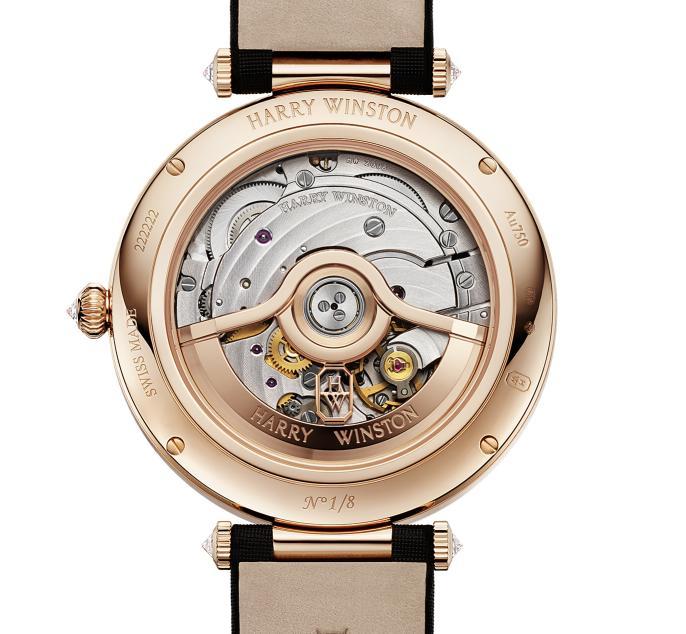 Dámské hodinky Harry Winston Premier Monkey Automatic