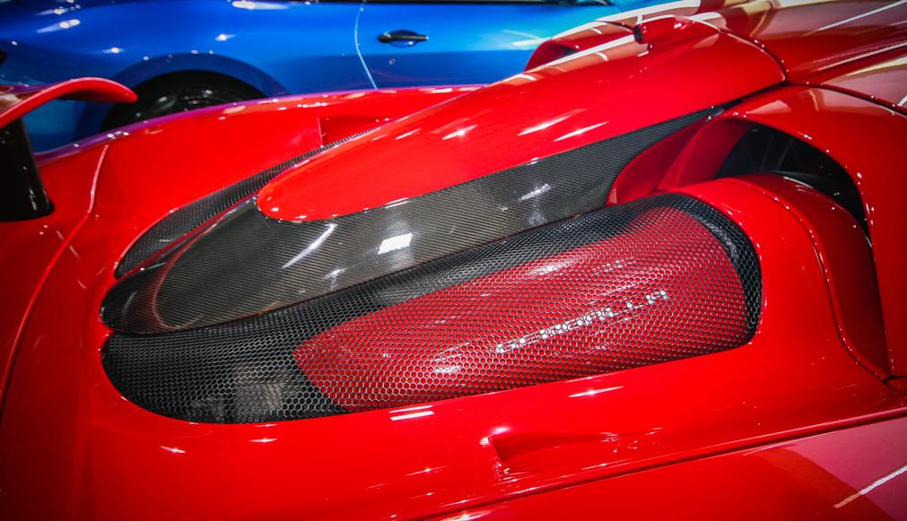 Gemballa Mirage GT - Porsche Carrera GT