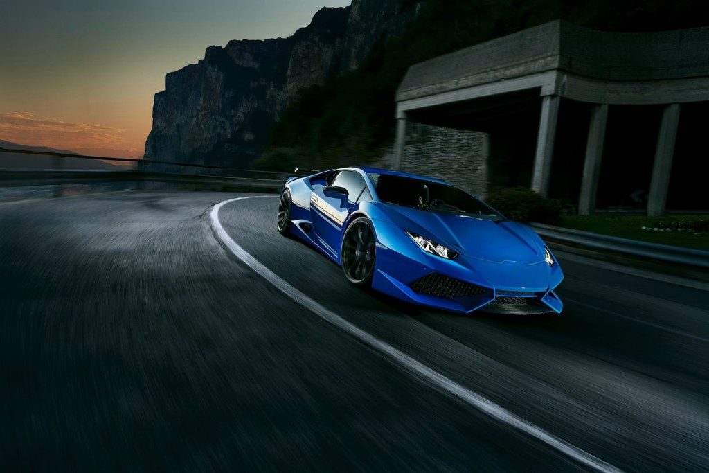 Lamborghini Huracán Novitec Torado