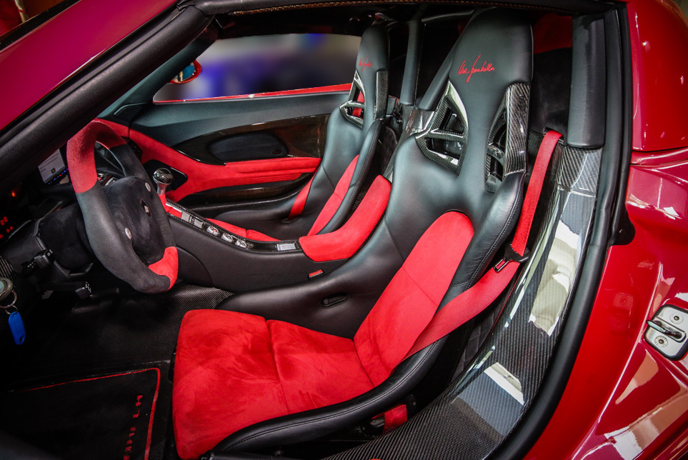 Luxusní Gemballa Mirage GT na prodej