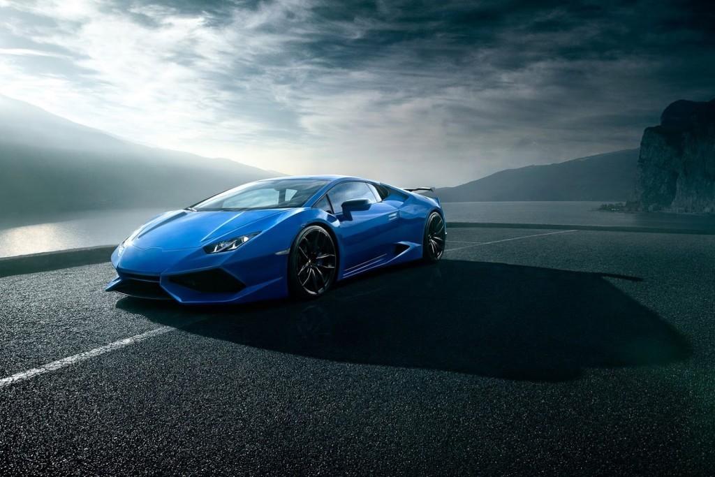 Luxusní automobil Lamborghini Huracán