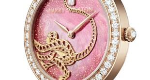 Luxusní dámské hodinky Harry Winston