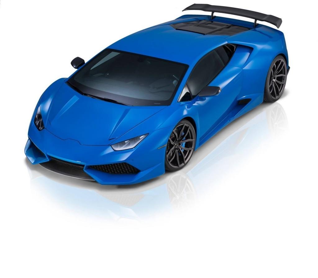 Luxusní Lamborghini Huracán Novitec