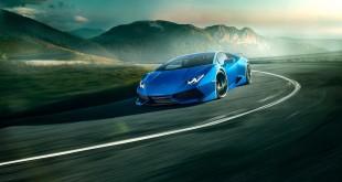 Luxusní automobil Novitec Lamborghini Huracán