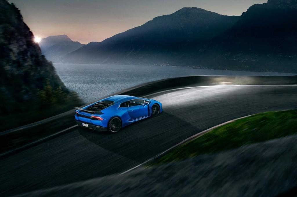 Luxusní automobil Novitec Torado Lamborghini Huracán