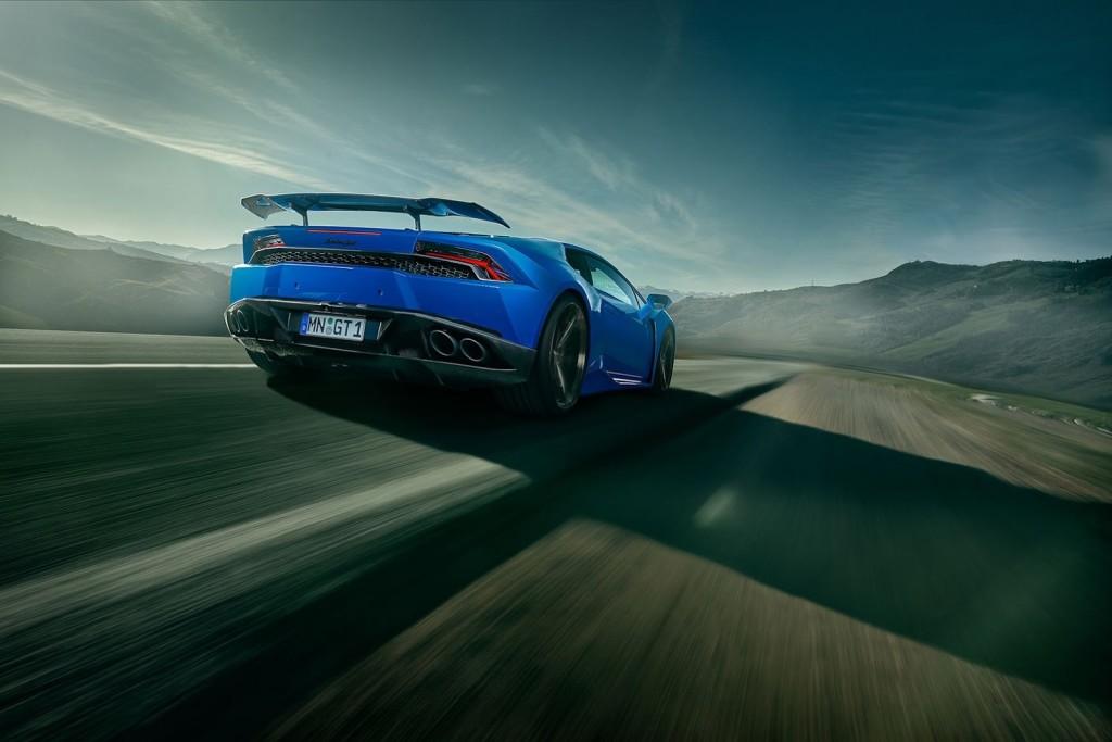 Luxusní tuning Lamborghini Huracán