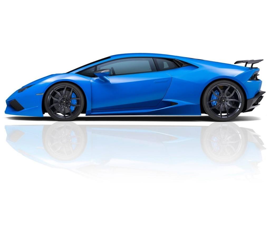 Luxusni automobil Novitec Lamborghini Huracac