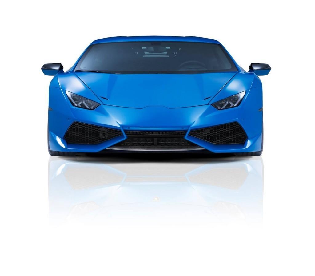 Luxusni automobil Novitec Lamborghini Huracan