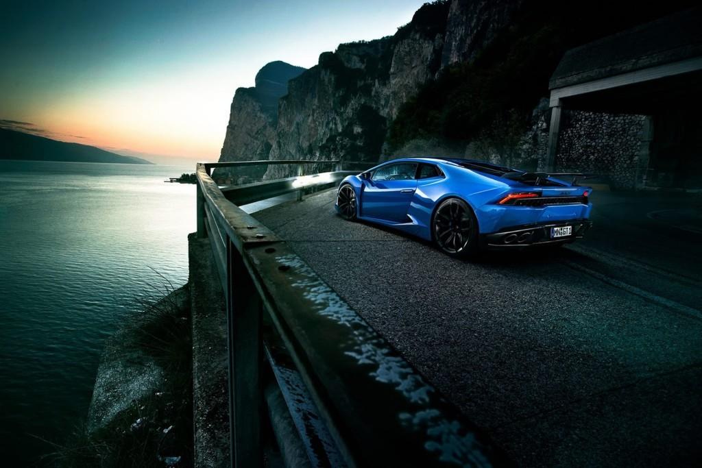 Novitec Lamborghini Huracán 860koní