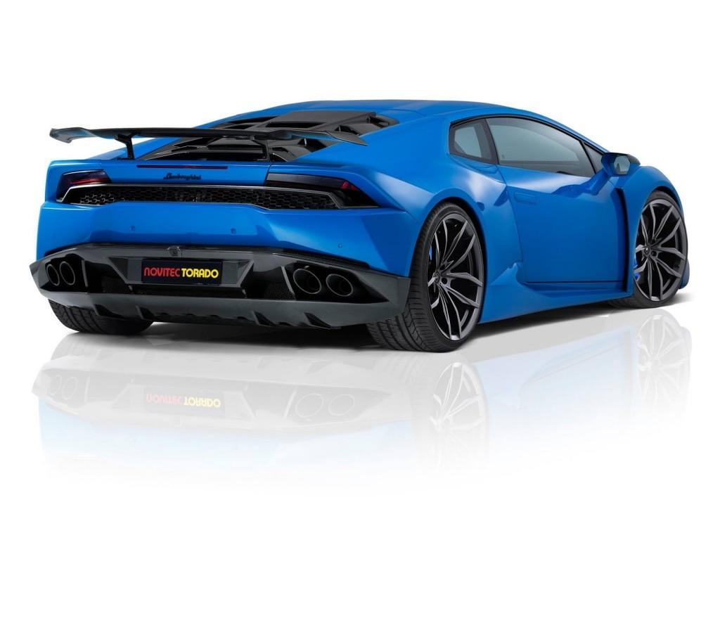 Novitec Lamborghini Huracán Torado