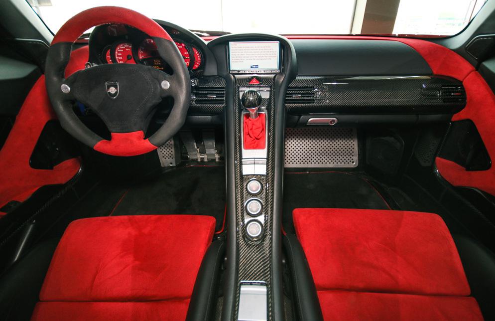 Porsche Gemballa Mirage GT