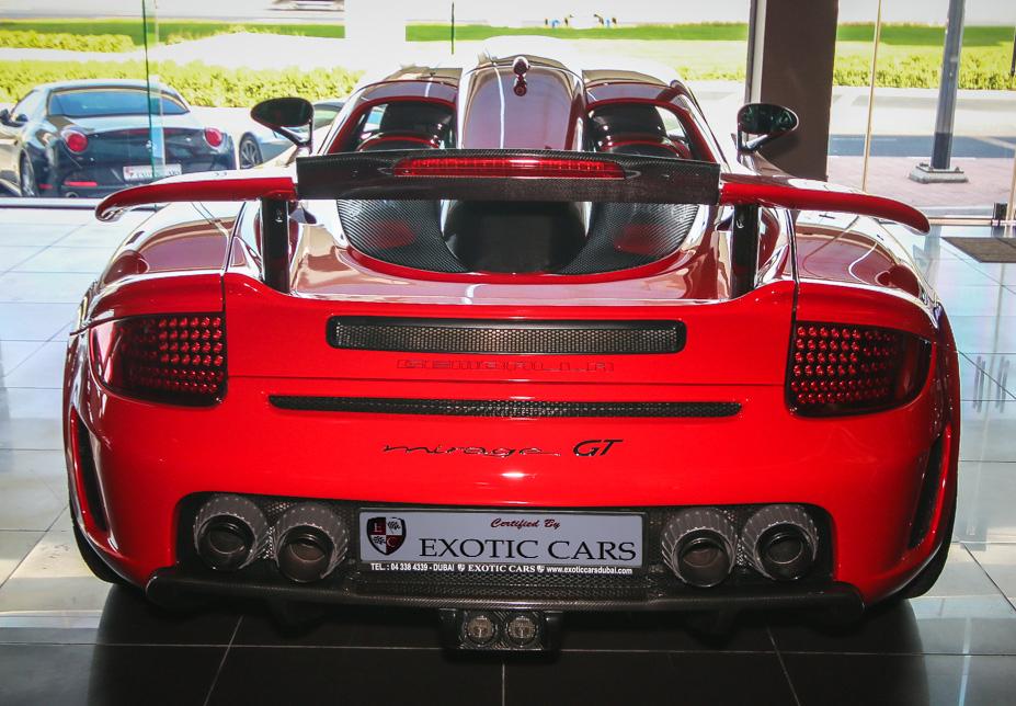 Porsche carrera GT Gembala