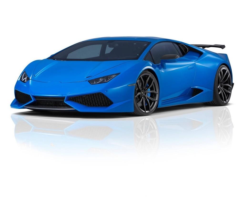 Tuning Novitec Lamborghini Huracán