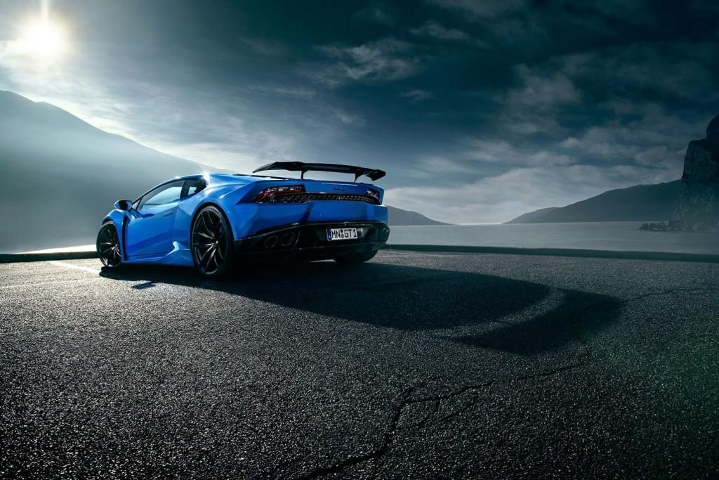 Upravené Lamborghini Huracán