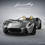 Stylové automobilové retro: Jannarelly Design-1