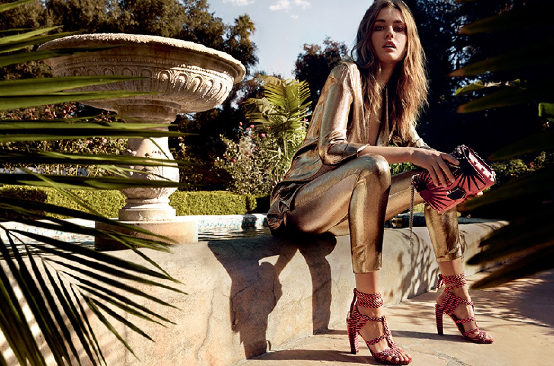 Luxusní obuv Jimmy Choo Spring Summer 2016