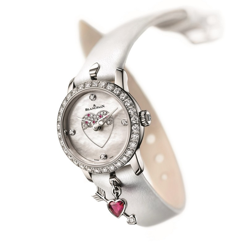 Luxusní dámské hodinky Blancpain Ladybird