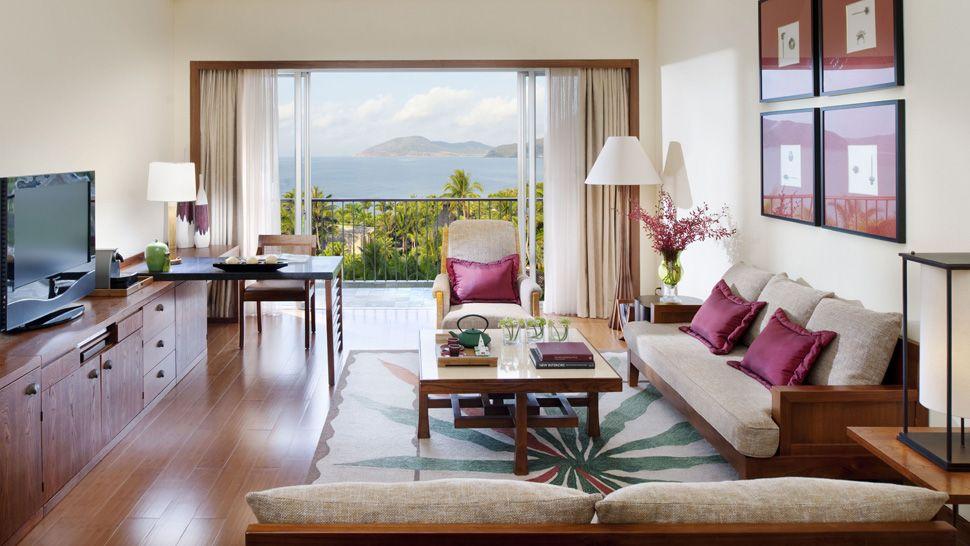 Luxusní dovolená Mandarin Oriental Sanya